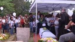 Anderson Martins, preparador de goleiros da Chapecoense, é enterrado em Belo Horizonte