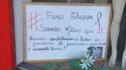 Chapecó vive misto de luto e recomeço após tragédia