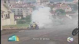 Motofog é reforço no combate ao Aedes Aegypti em Patos de Minas