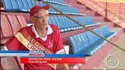 Quem fez história no futebol da região sonha com a retomada da extinta esportiva de Guará