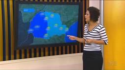 Sistema de baixa-pressão traz instabilidades para o Paraná