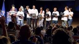 Cruzeirenses de várias gerações homenageiam ídolos campeões de 1966