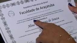 Formados encontram dificuldades para arranjar emprego em Rio Preto