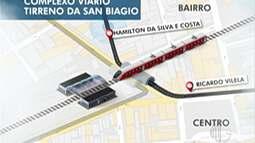 Alterações de trânsito preparam abertura de túnel em Mogi