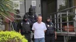 Sérgio Cabral é transferido de Bangu para carceragem da PF em Curitiba