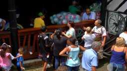 Em Biritiba Mirim teve festa antecipada de Natal