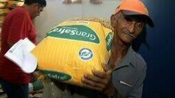 Agricultores do Cariri já receberam semente do governo e iniciam a plantação