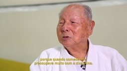 Conheça o brasileiro que se dedica ao judô há 70 anos