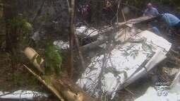 Inexperiência de deputado do Amapá para pilotar avião pode ter causado acidente fatal