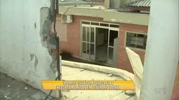 Homens invadem delegacia de Telêmaco Borba e resgatam 9 presos