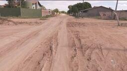 Moradores reclamam da falta de asfalto em ruas de Boa Vista