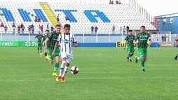 O gol de Juventude 0 x 1 Bragantino pela Copa São Paulo de Futebol Júnior