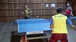 No AP, projeto social de tênis de mesa revela talentos para a modalidade