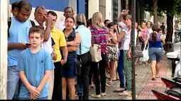 Vacinas contra febre amarela acabam em menos de 3 horas em Colatina