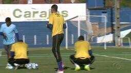 CSA contrata mais um goleiro para o Campeonato Alagoano