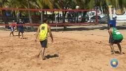 Paraibanos são convocados para primeira etapa do Sul-Americano de Vôlei de Praia