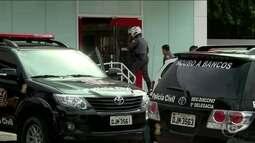 Bancária e cliente de um banco são baleadas durante troca de tiros em Pinheiros