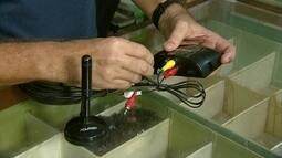 Procura por antena e conversor digital cresce no comércio do Recife