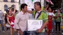 Através de votação popular, Olinda escolhe os dois homenageados do carnaval 2017