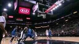 Melhores momentos: Minnesota Timberwolves 114 x 122 San Antonio Spurs pela NBA