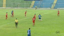 Na preparação para a A3, São Carlos faz jogo-treino com time chinês
