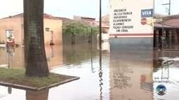Chuva regista pontos de alagamento e causa transtornos em Sorocaba e região