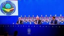 Confira convocação da seleção brasileira de Tite para amistoso contra a Colômbia