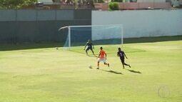 Nova Iguaçu abre 2 a 0, mas Campos reage no fim do jogo e arranca empate
