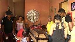 Enterrado corpo de homem atingido por um raio em Santa Inês