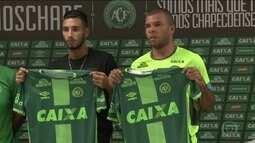 Chapecoense e Palmeiras jogam amistoso na Arena Condá