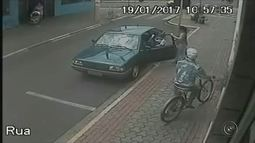 Adolescente é apreendido após assaltar ótica de bicicleta
