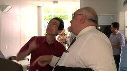 Vistoria aponta problemas no prédio do Fórum de Maceió