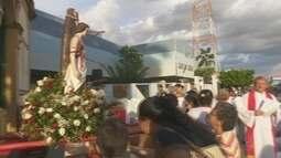 Católicos se reúnem para celebrar o Dia de São Sebastião em Boa Vista