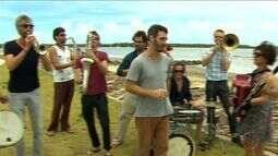 Projeto musical mistura ritmos em Aracaju