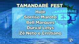 Tamandaré Fest tem shows de Bell Marques e Durval Lelys