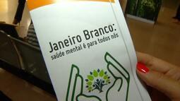 Hospitais do Pará aderem à campanha 'Janeiro Branco'