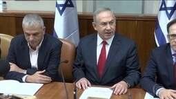 Governo de Israel aprova a construção de 560 casas em assentamentos no leste de Jerusalém