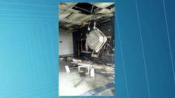 Vários casos de incêndio a agências bancárias acontecem no interior de Alagoas