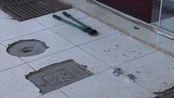 Ladrões invadem casa lotérica na Asa Sul e levam R$ 70 mil