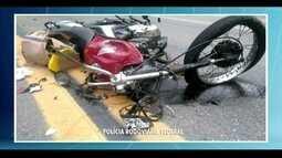 Motociclista morre após acidente na BR-381