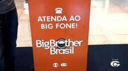 Big Fone atrai público a shopping de Maceió