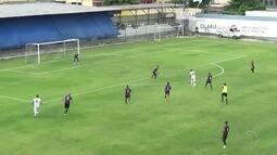 Campos Atlético não consegue segurar o resultado contra a Portuguesa