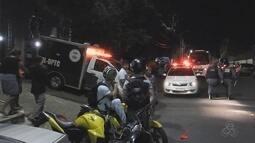 Mototaxista é morto a tiros e cliente é levada por criminosos em Manaus