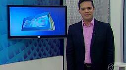 MGTV 1ª Edição de Uberaba: Programa de terça-feira 24/01/2017 - na íntegra