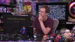 Tiago Leifert fala sobre a profecia do Zero1