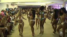 Concurso 'Rainha do Carnaval' seleciona as 12 finalistas; confira