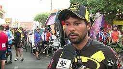Circuito Ecobike Pernambuco realiza etapa em Caruaru