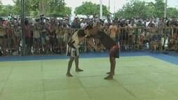 Jiu-Jítsu sem Kimono promove boas lutas nos Jogos de Verão