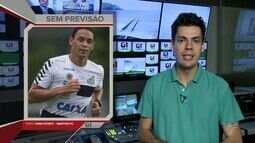 G1 em 1 Minuto: Ricardo Oliveira continua sem previsão de retorno