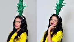 Veja passo a passo e aprenda a fazer uma tiara de abacaxi para o carnaval